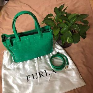 🌟🌟Editor's pick🌟🌟Furla Green handbag